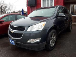 Used 2010 Chevrolet Traverse 1LT for sale in Oshawa, ON