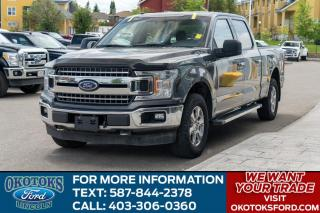 Used 2018 Ford F-150 XLT V8 5.0L/XTR PACKAGE/REMOTE START/TRAILER PACKAGE for sale in Okotoks, AB
