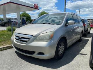 Used 2005 Honda Odyssey 5 portes EX-L for sale in Sherbrooke, QC