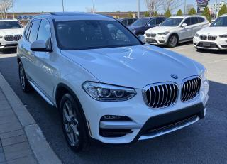 Used 2020 BMW X3 xDrive30i Sports Activity Vehicle for sale in Dorval, QC
