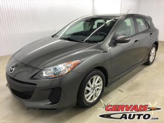 Used 2013 Mazda MAZDA3 GS-SKY Sport SkyActiv A/C MAGS for sale in Shawinigan, QC
