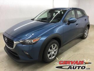 Used 2019 Mazda CX-3 GX AWD GPS Bluetooth for sale in Shawinigan, QC
