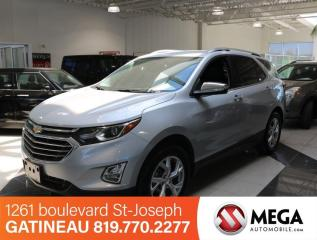 Used 2020 Chevrolet Equinox Premier AWD for sale in Gatineau, QC