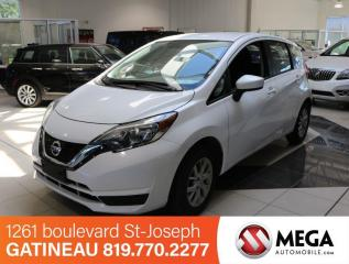 Used 2019 Nissan Versa Note SV for sale in Gatineau, QC