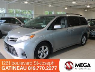 Used 2019 Toyota Sienna LE for sale in Gatineau, QC