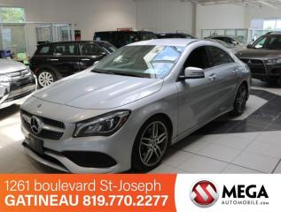 Used 2018 Mercedes-Benz CLA250 4MATIC for sale in Gatineau, QC
