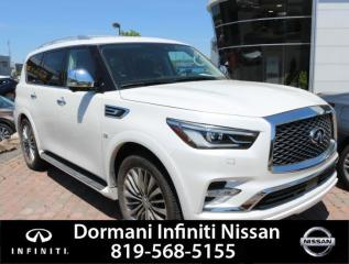 Used 2019 Infiniti QX80 Limited 4WD for sale in Gatineau, QC