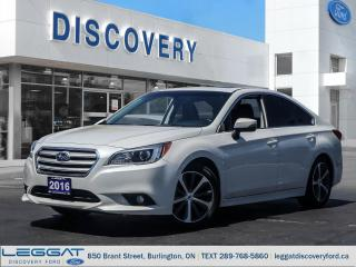 Used 2016 Subaru Legacy 2.5I for sale in Burlington, ON