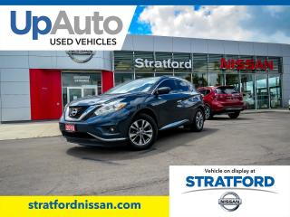 Used 2016 Nissan Murano SV AWD for sale in Stratford, ON