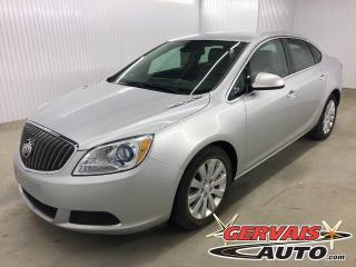 Used 2016 Buick Verano Convenience Cuir/Tissus MAGS *Bas Kilométrage* for sale in Shawinigan, QC