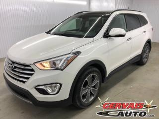 Used 2016 Hyundai Santa Fe XL Luxury AWD Cuir Toit Panoramique Mags *7 Passagers* for sale in Shawinigan, QC