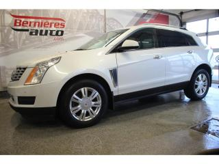 Used 2014 Cadillac SRX Luxury AWD for sale in Lévis, QC