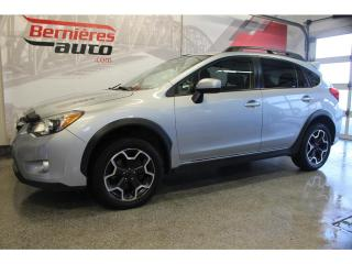 Used 2015 Subaru XV Crosstrek TOURING AWD for sale in Lévis, QC