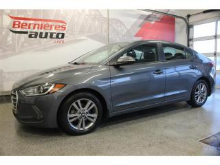 Used 2017 Hyundai Elantra GL for sale in Lévis, QC