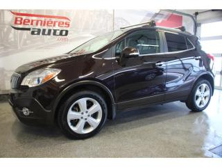 Used 2015 Buick Encore AWD for sale in Lévis, QC