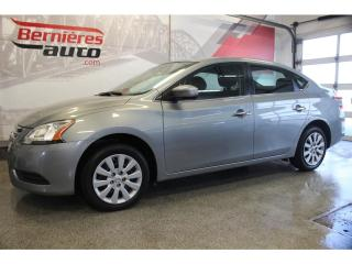 Used 2014 Nissan Sentra S for sale in Lévis, QC