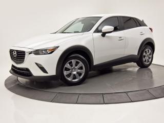 Used 2017 Mazda CX-3 GX A/C Caméra de recul Bluetooth for sale in Brossard, QC