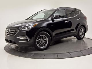 Used 2017 Hyundai Santa Fe Sport FWD 2.4L AUTO AC CRUISE BLUETOOTH SIEGES CHAUFFANT for sale in Brossard, QC