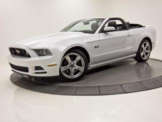 Used 2014 Ford Mustang GT v8 5.0L CONVERTIBLE MAGS 19 POUCES for sale in Brossard, QC
