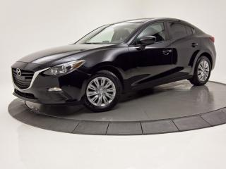 Used 2016 Mazda MAZDA3 GX-SKY BLUETOOTH CAMERA DE RECUL  A/C for sale in Brossard, QC