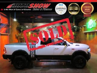 Used 2019 RAM 2500 New Gen Power Wagon - 6.4L w/ Nav & Lthr! for sale in Winnipeg, MB