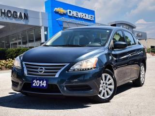 Used 2014 Nissan Sentra for sale in Scarborough, ON