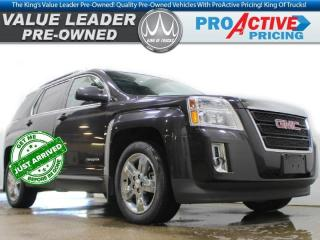 Used 2013 GMC Terrain SLT-1 | AWD | 4cyl | Htd Leather Buckets | Sunroof for sale in Virden, MB