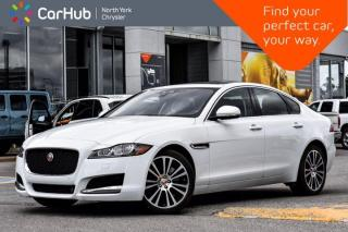 New 2019 Jaguar XF 25t AWD Prestige Sunroof Meridian Sound Navigation Heated and Memory Seats for sale in Thornhill, ON