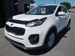 Used 2017 Kia Sportage LX A/C MAGS CAMERA DE RECUL for sale in Île-Perrot, QC
