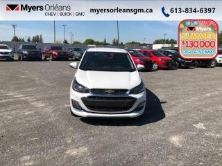New 2020 Chevrolet Spark LT  - OnStar - Rearview Camera for sale in Orleans, ON