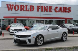 Used 2015 Chevrolet Camaro ZL1 | *580 HP* for sale in Etobicoke, ON