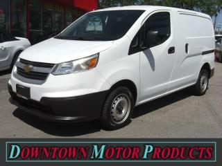 Used 2015 Chevrolet City Express LS for sale in London, ON