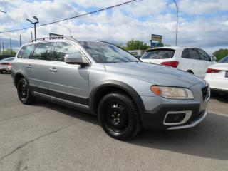 Used 2010 Volvo XC70 3.2L AWD CUIR TOIT 2 ÉCRAN BLUETOOTH CRUISE for sale in St-Eustache, QC