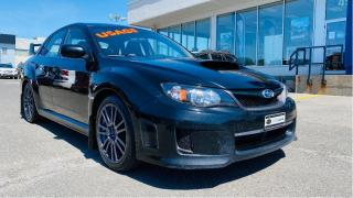 Used 2011 Subaru Impreza 4dr Sdn WRX STI for sale in Lévis, QC
