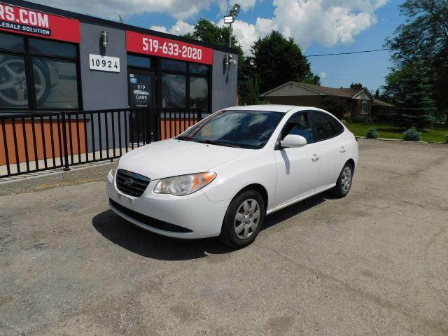 2009 Hyundai Elantra GL | Safetied and ready to go