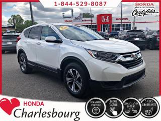 Used 2018 Honda CR-V LX**UN PROPRIÉTAIRE**AUCUN ACCIDENT** for sale in Charlesbourg, QC