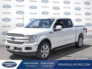 Used 2018 Ford F-150 - $303 B/W - Low Mileage for sale in Port Elgin, ON