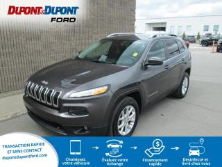 Used 2017 Jeep Cherokee 4 RM, 4 portes, North for sale in Gatineau, QC