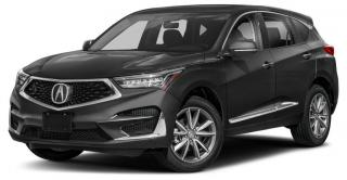 New 2020 Acura RDX Tech for sale in Burlington, ON