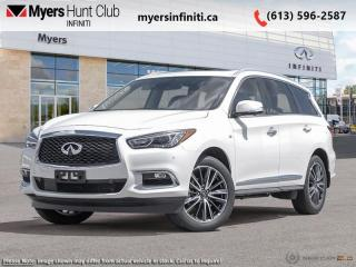 New 2020 Infiniti QX60 for sale in Ottawa, ON