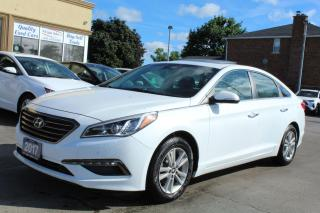 Used 2017 Hyundai Sonata 2.4L GLS Sunroof for sale in Brampton, ON