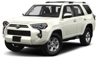 New 2020 Toyota 4Runner for sale in Stouffville, ON
