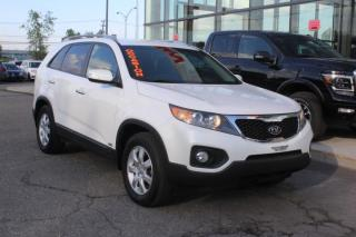 Used 2012 Kia Sorento awd V6, boîte automatique, LX vus a bas for sale in Lévis, QC