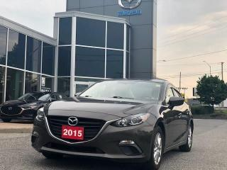 Used 2015 Mazda MAZDA3 GS AUTO WITH 2 SETS OF TIRES for sale in Ottawa, ON