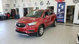 Used 2018 Buick Encore PRIVILÉGIÉE / CAMERA  / CRUISE / CUIR ET for sale in Sherbrooke, QC