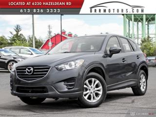 Used 2016 Mazda CX-5 GX MANUAL | A/C | CRUISE | PUSH BUTTON START for sale in Stittsville, ON