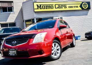 Used 2011 Nissan Sentra Heated Mirrors! AUX! Child safety locks! for sale in St. Catharines, ON