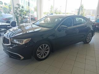 Used 2018 Acura TLX TLX TECH / CUIR / GPS /CAMERA / TOIT OUV for sale in Sherbrooke, QC