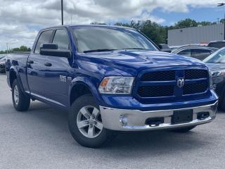 Used 2016 RAM 1500 SLT REVERSE CAMERA, BLUETOOTH for sale in Midland, ON
