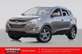 Used 2011 Hyundai Tucson GLS AWD AWD / SIEGES CHAUFFANTS / BLUETOOTH for sale in Montréal, QC